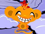 Счастливая обезьянка уровень 15