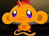 Счастливая обезьянка уровень 8