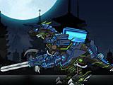 Трансформеры: роботы динозавры паразавр раптор