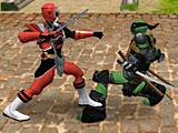 Могучие рейнджеры против черепашек ниндзя 2.2