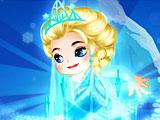 Холодное сердце защита замка Эльзы
