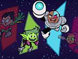 Юные титаны звездные приключения