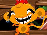 Счастливая обезьянка уровень 52