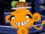 Счастливая обезьянка уровень 61