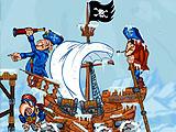 Пиратские ледяные сокровища