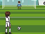 Футбол: Бен 10 против Бакугана
