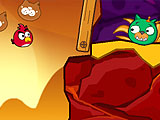 Пушка Angry birds 3