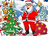 Одевалки: Санта Клаус