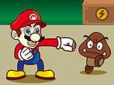 Марио бьет всех