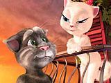 Говорящий кот Том 4
