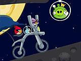 Angry birds: космический велосипед
