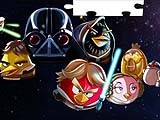 Angry birds Star Wars - пазлы