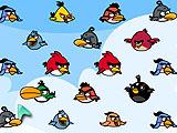 Пара Angry birds