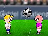 Футбольные удары головой