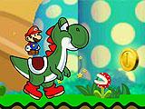 Забег Марио и Йоши