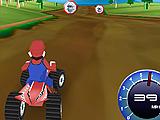 Марио на квадроцикле 3Д
