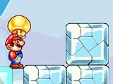 Марио: ледяное сокровище