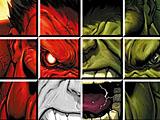 Халк: красный против зеленого