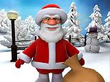 Говорящий Санта Клаус