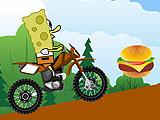 Мотоцикл Губки Боба