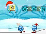 Рождественский Губка Боб