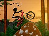 Stickman: грязный велосипед