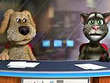 Говорящий кот Том 3