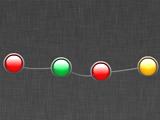 Три цветных шара