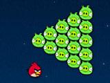 Angry birds: бильярд