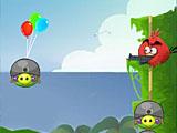 Angry birds: тренировка стрельбы
