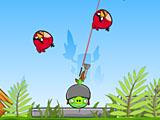 Angry birds: расстрел