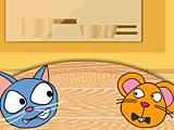 Кот против мыши