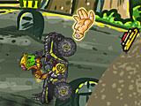 Зомби на квадроцикле