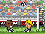 Футбол: Большая голова