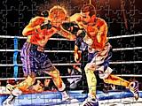 Пазлы: огненный бокс