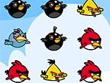 Исчезнувшие Angry birds