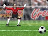 Свободный футбольный удар