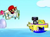 Воздушный бой Марио