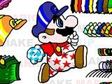 Одевалки: Марио