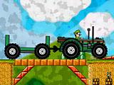 Трактор Марио 2013