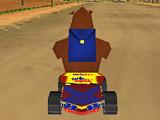 Сафари 3Д гонка
