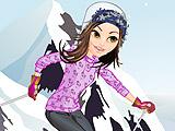 Лыжные забавы