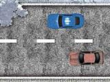 Снежная парковка
