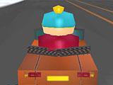 Южный Парк: гонка 3D