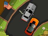 Парковка американского автомобиля