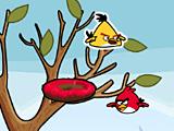 Angry birds: гнездо