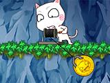 Кот-золотоискатель
