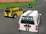 Почтовая гонка 3Д