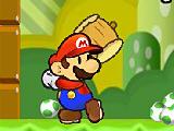 Марио кормит Йоши
