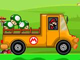 Грузовик подарков Марио